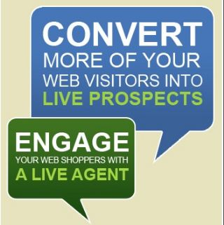 Live Chat by Active Sales Agent