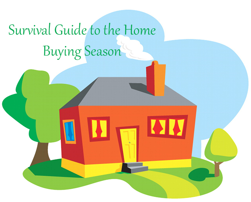 Survival Guide to the Home Buying Season